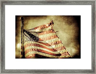 Distant Days Framed Print by Steven Arens
