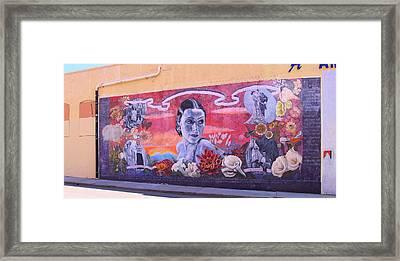 Dolores Del Rio Framed Print by Viktor Savchenko