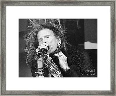 Don't Want To Miss A Thing Framed Print by Traci Cottingham