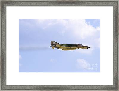 Double Ugly Framed Print by Tim Mulina