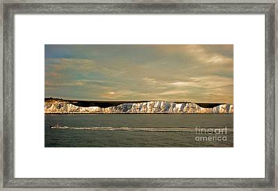Dover Framed Print by Linsey Williams