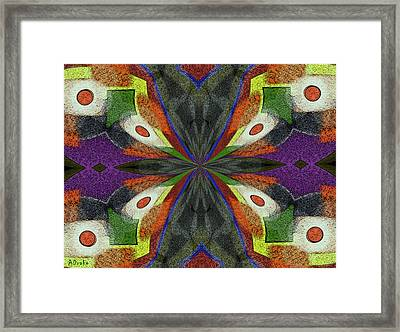 Dream Wings Framed Print by Alec Drake