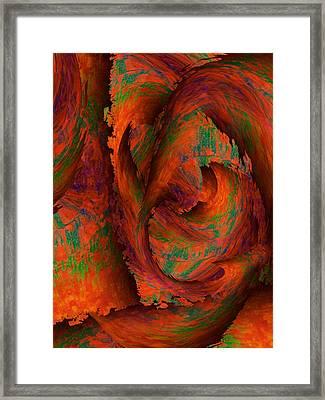 Dreamscapes Framed Print by Christohper Gaston