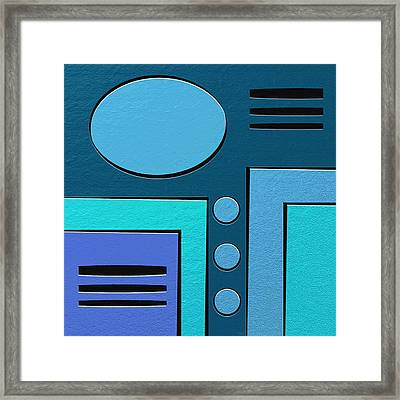 Drip Framed Print by Ely Arsha