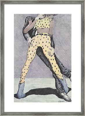 Drunksuits Framed Print by Vincent Randlett III