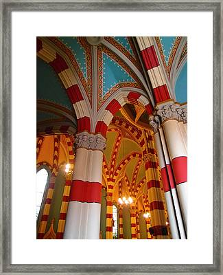Dulce Iglesia Framed Print by Skip Hunt
