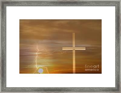 Easter Sunrise Framed Print by James BO  Insogna