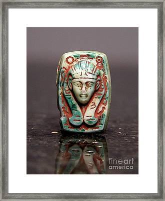 Egyptian 371 Framed Print by Dwight Goss