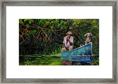 El Capitan Framed Print by Michael Cranford
