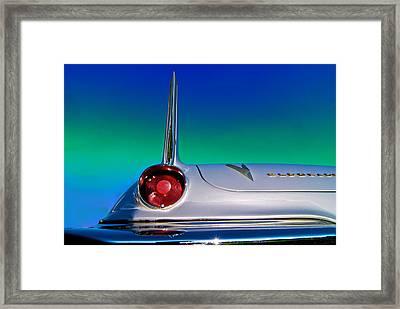 Eldo Framed Print by Paul Barkevich