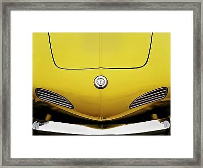 Electric Karmann Framed Print by Douglas Pittman