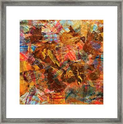 Elements Framed Print by Phil Albone