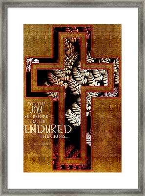 Endurance Framed Print by Bonnie Bruno