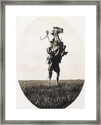 Erwin E. Smith (1886-1947) Framed Print by Granger