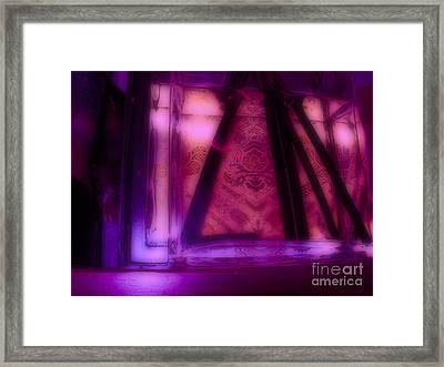Essential Oils Framed Print by Judi Bagwell
