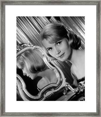 Eva Marie Saint, Ca. Early 1960s Framed Print by Everett