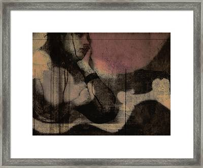 Eve Soliloquy Framed Print by Adam Kissel
