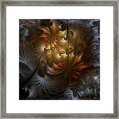 Evocation Framed Print by Casey Kotas