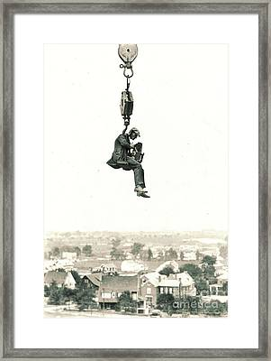 Extreme Photography 1921 Framed Print by Padre Art