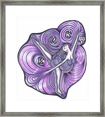 Fabulous Mothers Logo Framed Print by Rick Hill