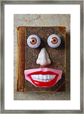 Facebook  Framed Print by Garry Gay