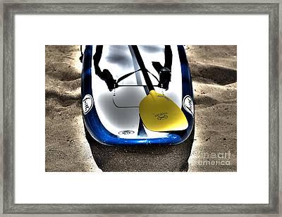 Faith 2 Framed Print by Cheryl Young
