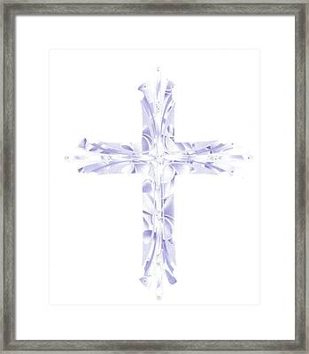 Faith Framed Print by Zachary Sullivan