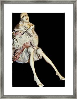 Fantina Framed Print by Nataly Fomina