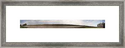 Farm Land Framed Print by David Bearden