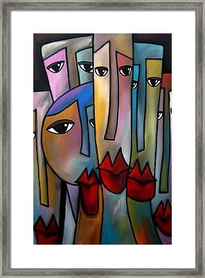 Feel So Close By Thomas Fedro Framed Print by Tom Fedro - Fidostudio
