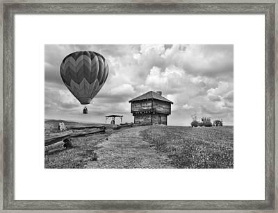 Field Trip Framed Print by Betsy C Knapp