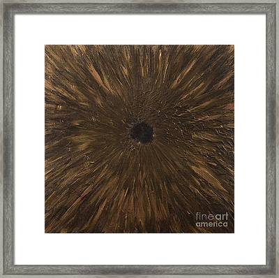 Fifteen Framed Print by Rob Smith