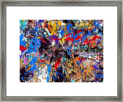 Finding What It Is Framed Print by Charles Yates
