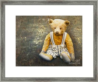 First Friend Framed Print by Jutta Maria Pusl
