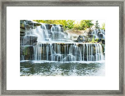 Flowing Beauty Framed Print by Bill Pevlor