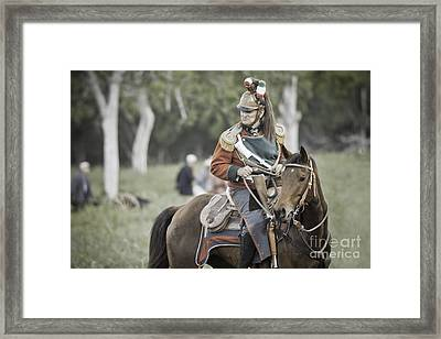 For A Brief Moment Framed Print by Kim Henderson