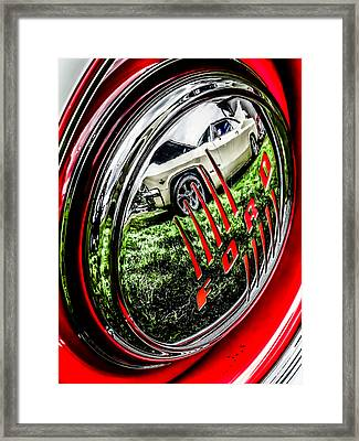 Fords Framed Print by Pattie  Stokes