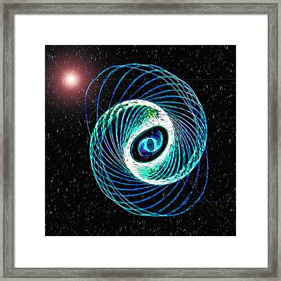Forever Changing Framed Print by James Steele