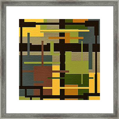 Fortune Framed Print by Ely Arsha