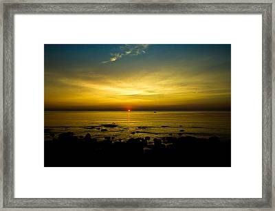 Fortune Framed Print by Jason Naudi Photography