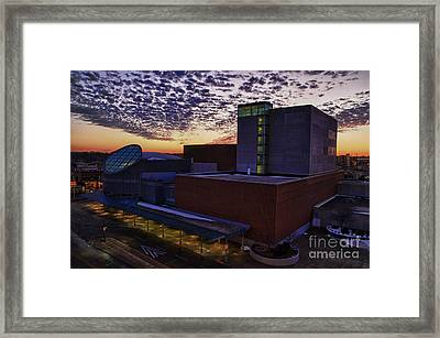 Fox Cities Performing Arts Center Framed Print by Joel Witmeyer