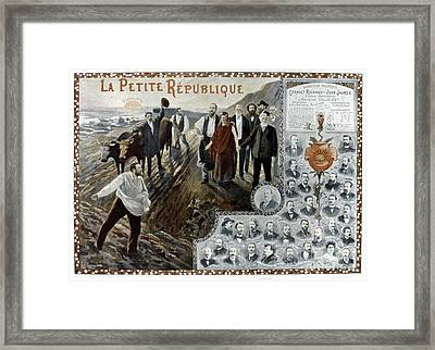France: Socialism, 1900 Framed Print by Granger