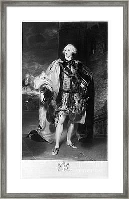Francis Osborne (1751-1799) Framed Print by Granger
