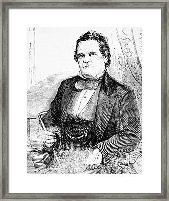 Francis Wilkinson Pickens Framed Print by Granger