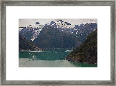 Frederick Sound Framed Print by Mike Reid