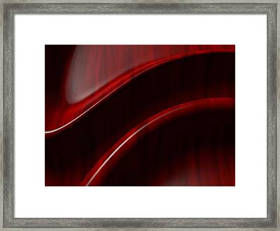 Free Form  Framed Print by Richard Rizzo