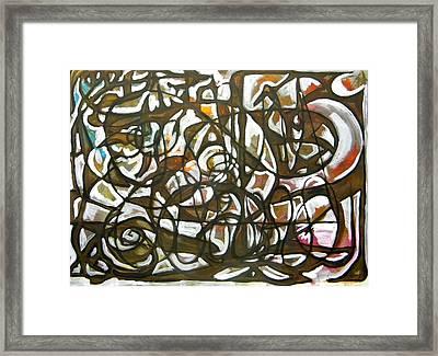 Freedom  012 Framed Print by Omar Sangiovanni