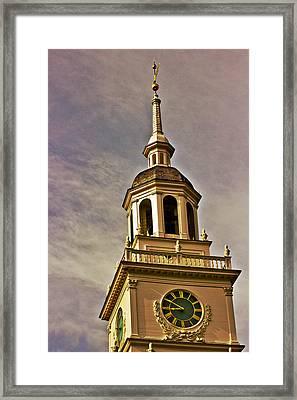Freedom Rings Framed Print by Tom Gari Gallery-Three-Photography