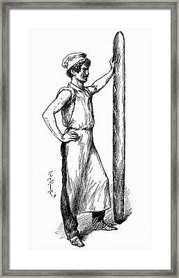 French Abolitionist, 1850s Framed Print by Granger
