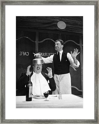 French Revue Framed Print by Thurston Hopkins